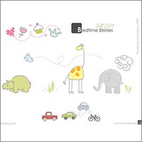 Layette Collections - Bedtime Stories