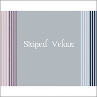Layette Collections - Striped Velour