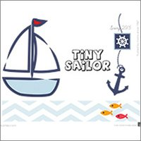 Layette Collections - Tiny Sailor