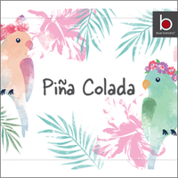 Layette Collections - Pina Colada